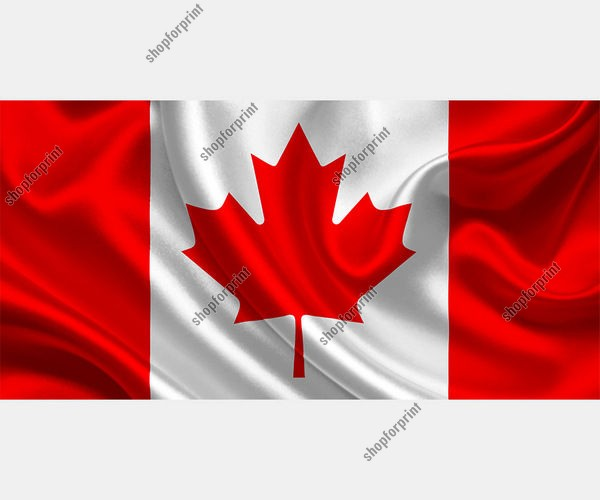 600x500 Canada Flag Vector For Design