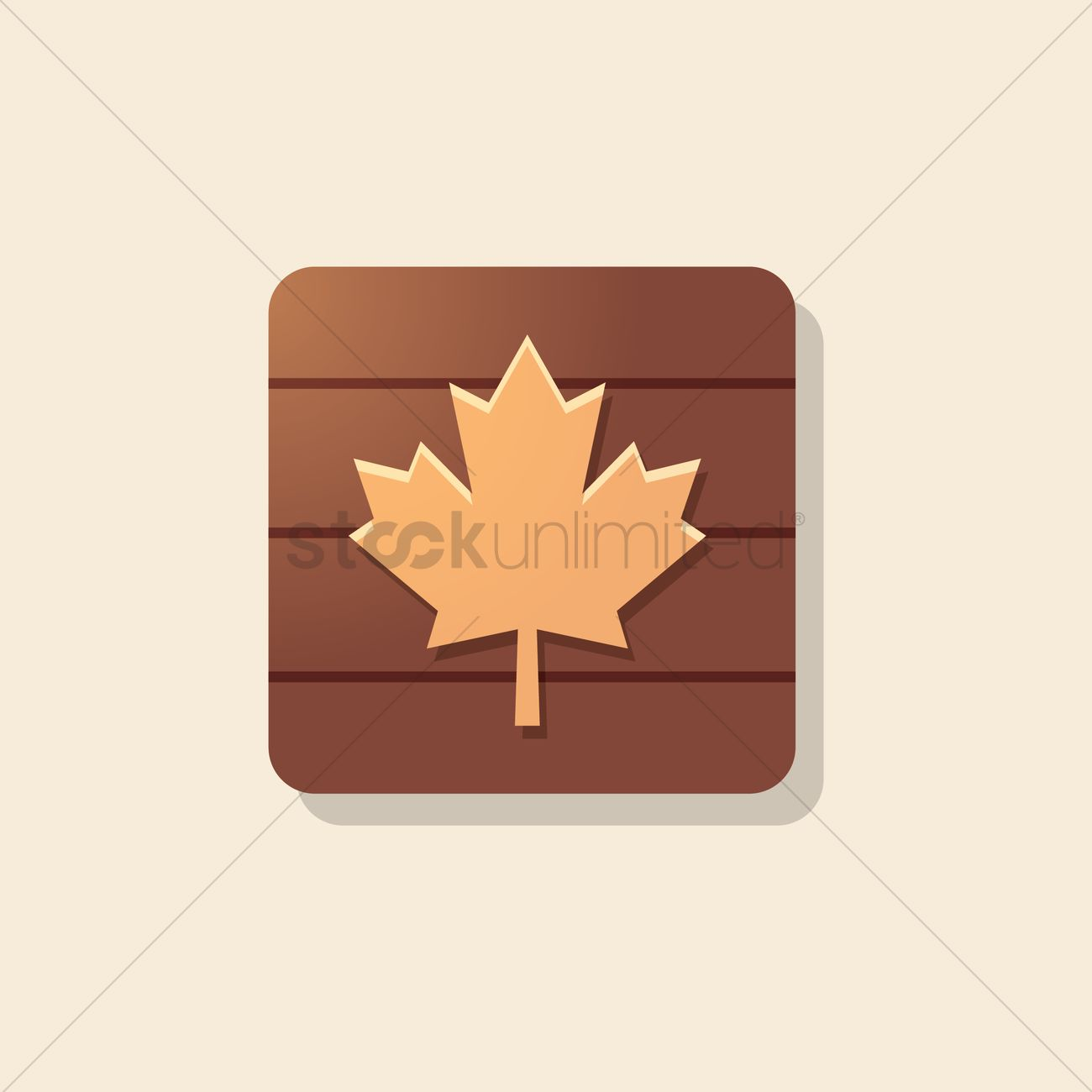 1300x1300 Canada Maple Leaf Vector Image