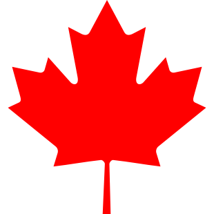 310x310 Filemaple Leaf.svg