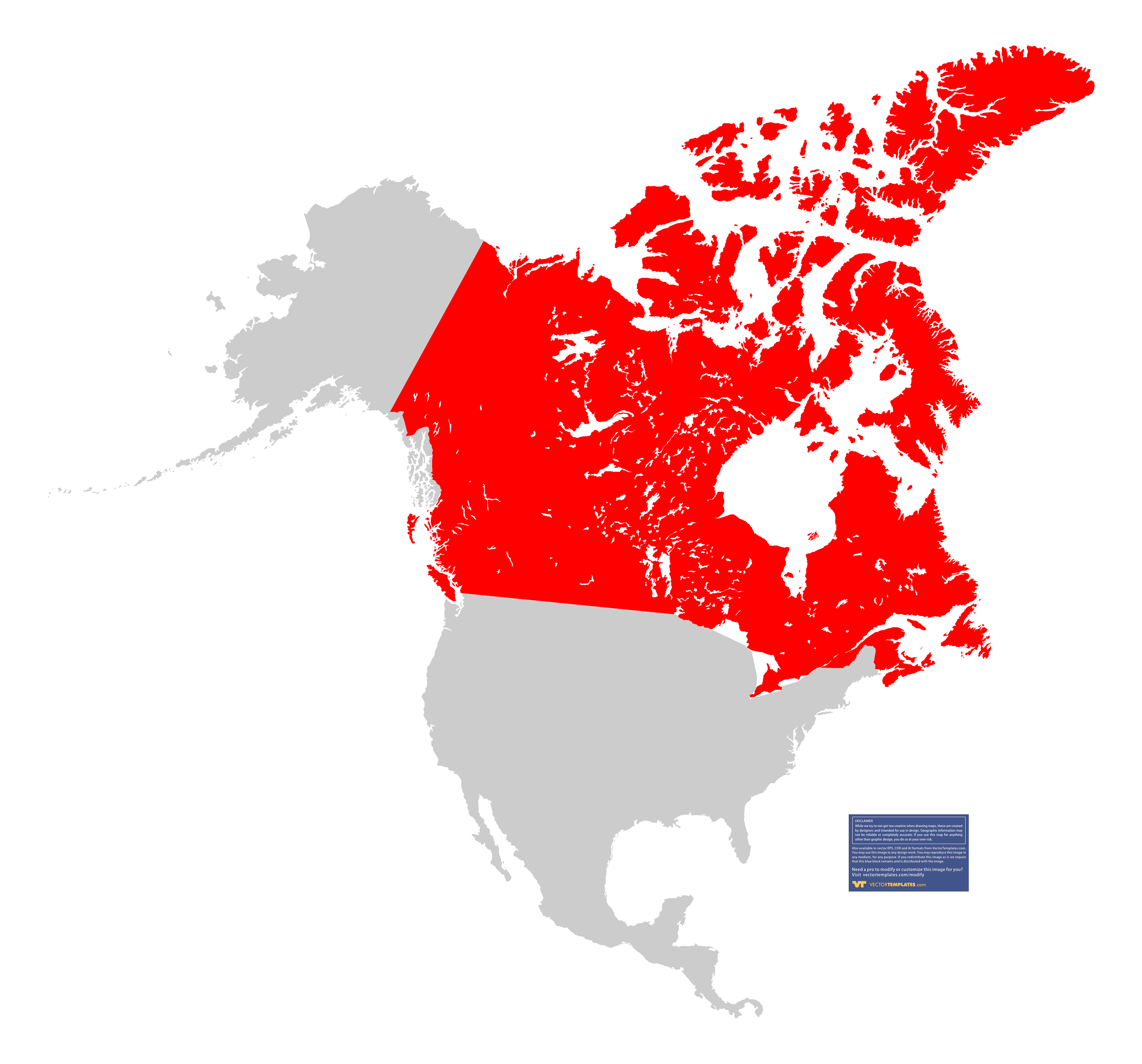Canada On Map Of The World.Canada Map Vector At Getdrawings Com Free For Personal Use Canada