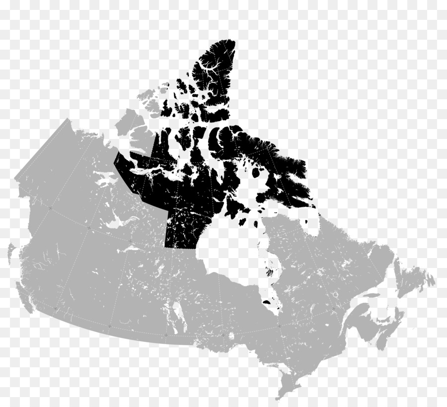 900x820 Quesnel Provinces And Territories Of Canada Vector Map