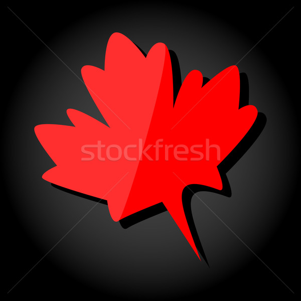600x600 Maple Leaf Isolated Stock Vectors, Illustrations And Cliparts