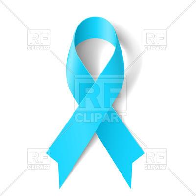 400x400 Light Blue Ribbon