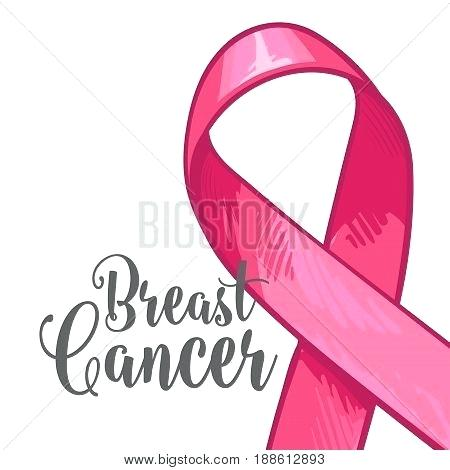 450x470 Vector Banner Set For Breast Cancer Awareness Month Linear Pink