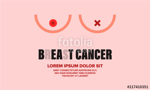 500x300 Breast Cancer Awareness Design Template For Bannerposterlog