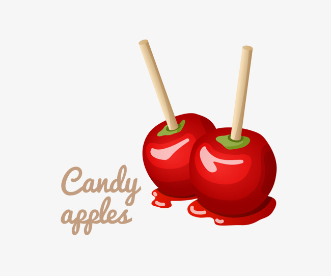650x542 Vector Candied Fruit, Fruit Vector, Candy, Apples Png And Vector