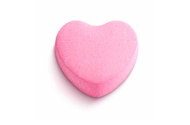 620x410 Valentine Candy Heart Clipart