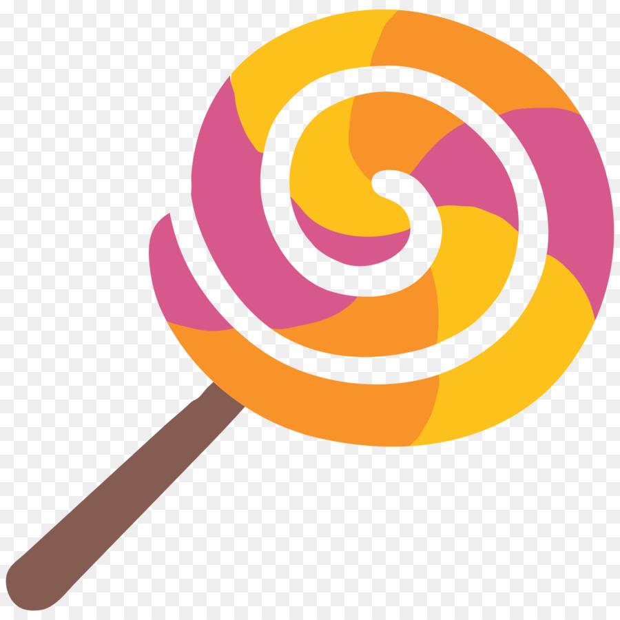 900x900 Lollipop Emoji Clip Art