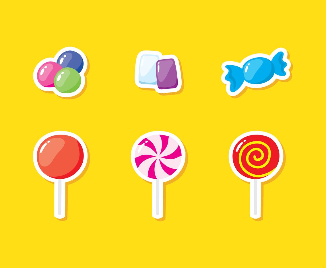1136x936 Candy Vector Sticker Vector Art Amp Graphics