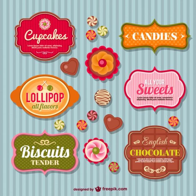 Candy Vector Art
