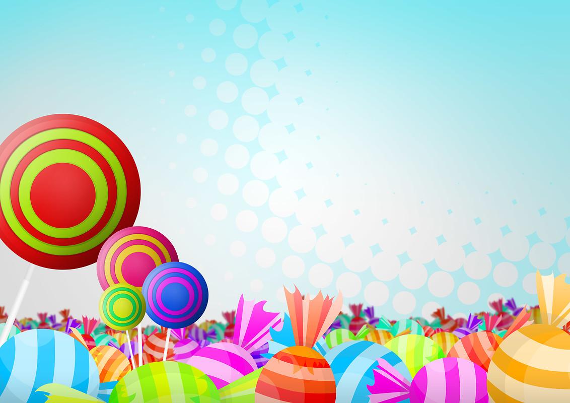 Candyland Vector