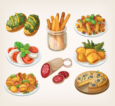 400x368 Vector Canned Food Illustrator Free Vector Download (223,529 Free