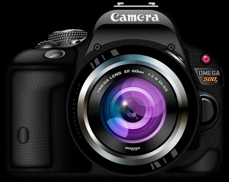 Canon Camera Vector