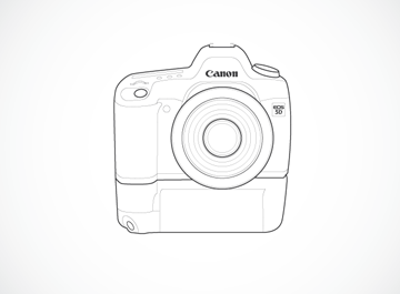 360x265 Free Canon 5d Illustration Clipart And Vector Graphics