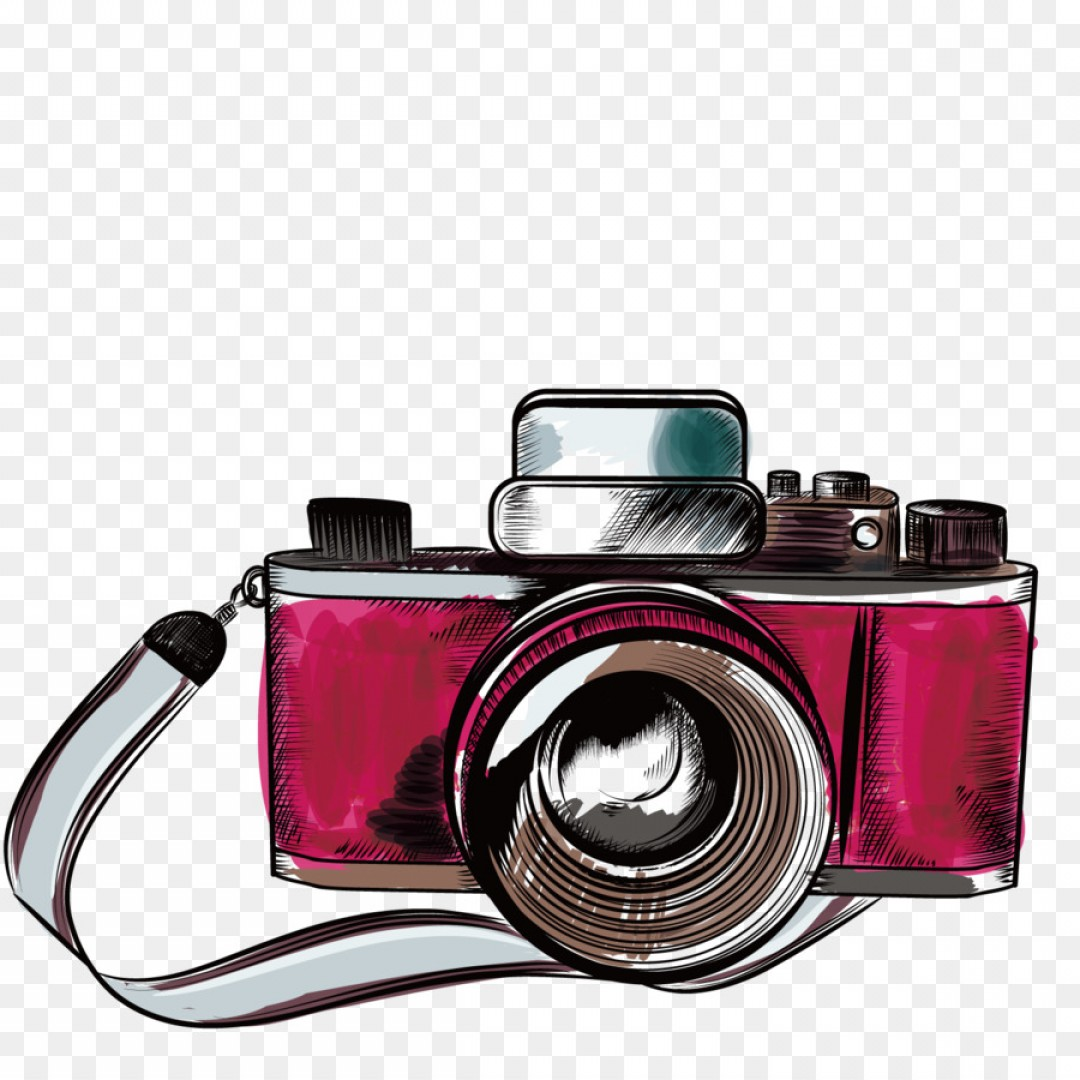 1080x1080 Png Camera Drawing Photography Illustration Vector Old Geekchicpro