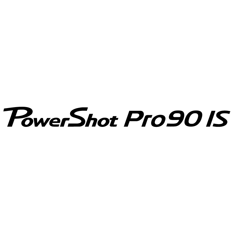 745x745 Canon Powershot Pro90 Is Free Vector 4vector