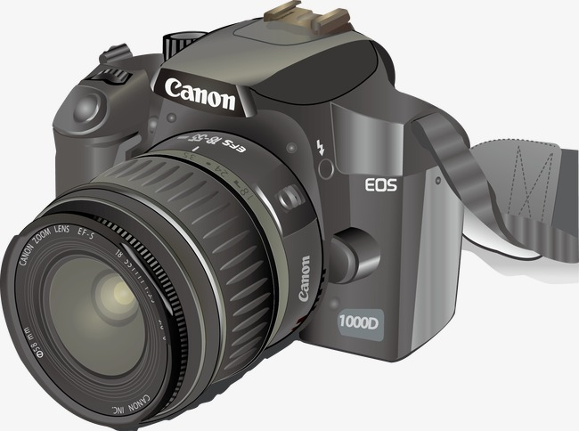 650x484 Vector Canon 1000d, Vector, Canon, Camera Png And Vector For Free