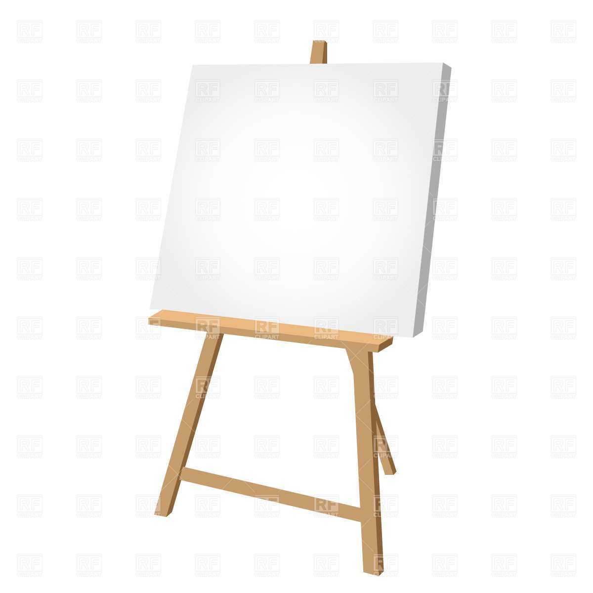 1200x1200 Large Blank Canvas For Painting Lovely Blank Easel 625 Objects