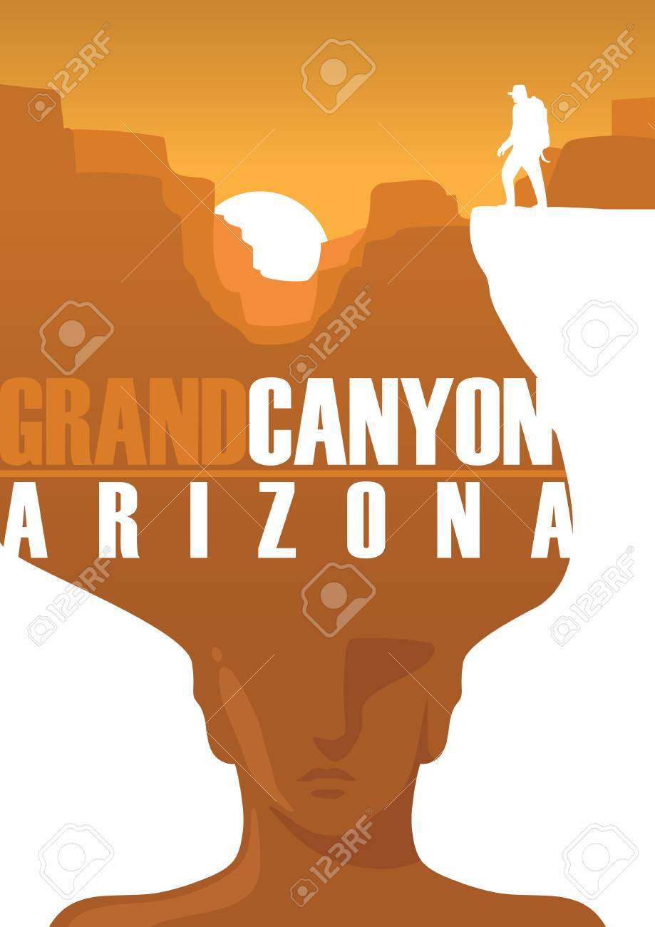 919x1300 Canyon Clipart Vector