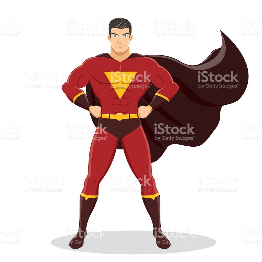 1024x1024 Collection Of Superhero Cape Flowing Clipart High Quality