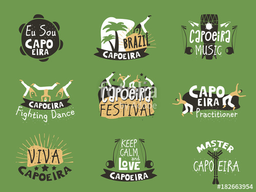 500x375 Capoeira Brazilian Fighting Dance Stock Image And Royalty Free