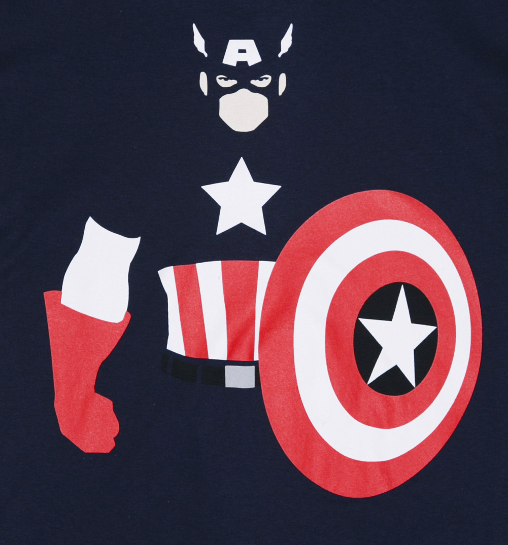 Captain America Logo Vector