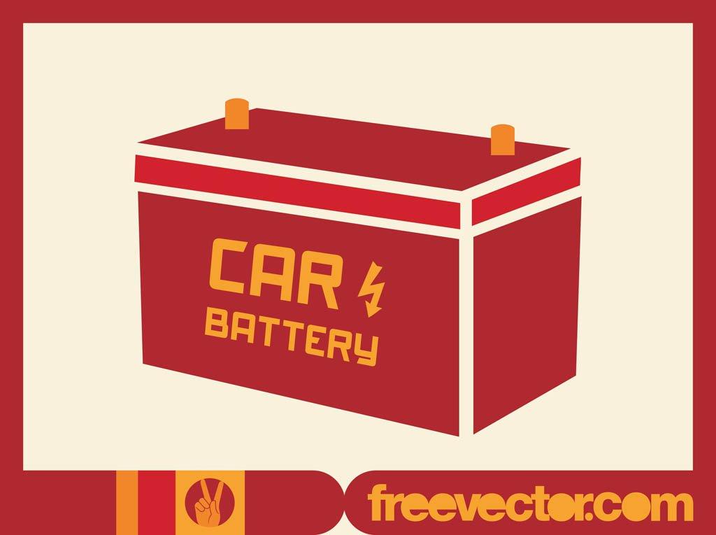 1024x765 Automotive Battery Vector Vector Art Amp Graphics