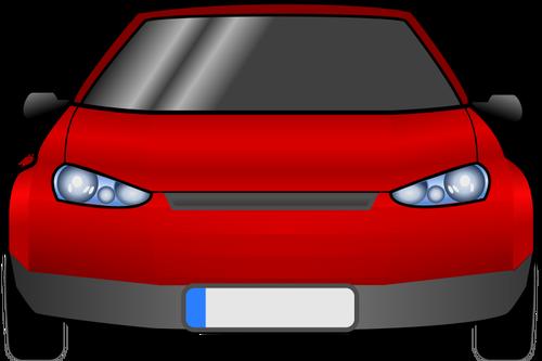 500x333 Car Front View Vector Graphics Public Domain Vectors