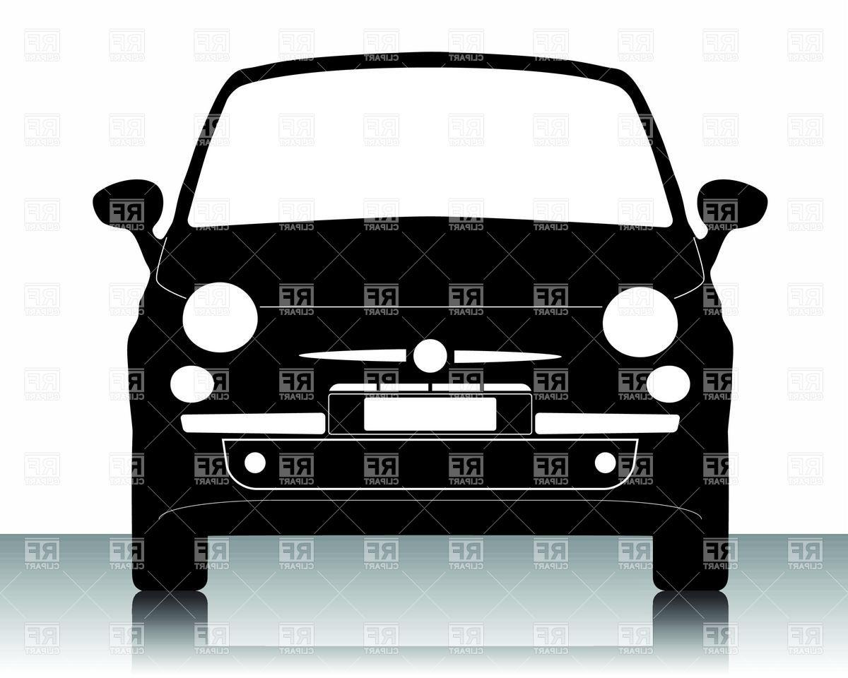 1200x960 Best 15 Silhouette Of Small Car Front View Download Royalty Free