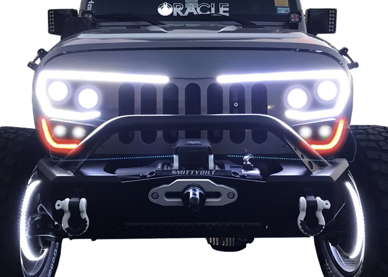 769x550 Oracle Lighting Vector Grill