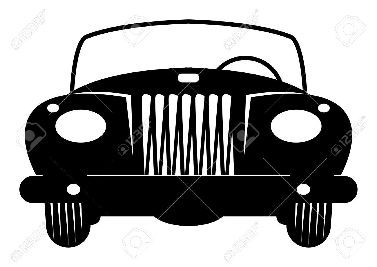 1300x922 Car Grill Clipart Clipartxtras Clipart