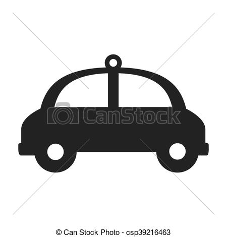 450x470 Car Side Silhouette Icon Vector Graphic. Car Icon Side Silhouette