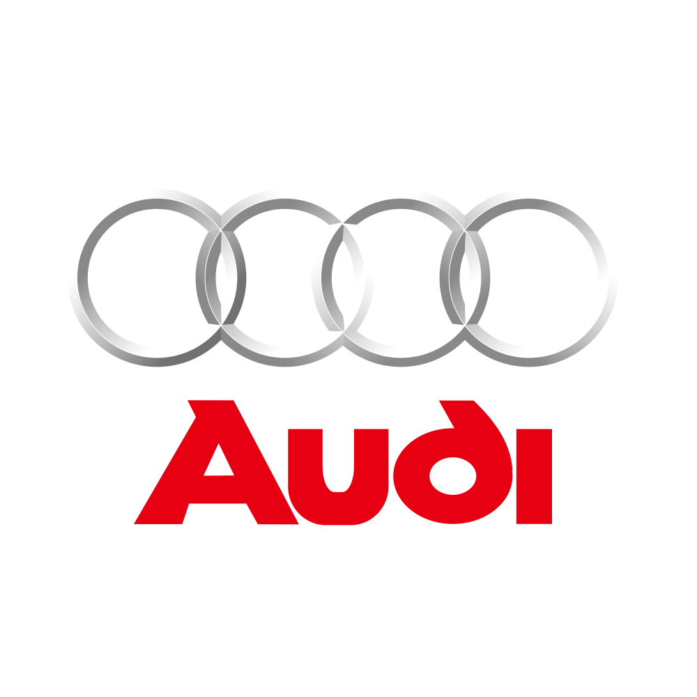 1000x1000 Audi Car Logo Scalable Vector Graphics