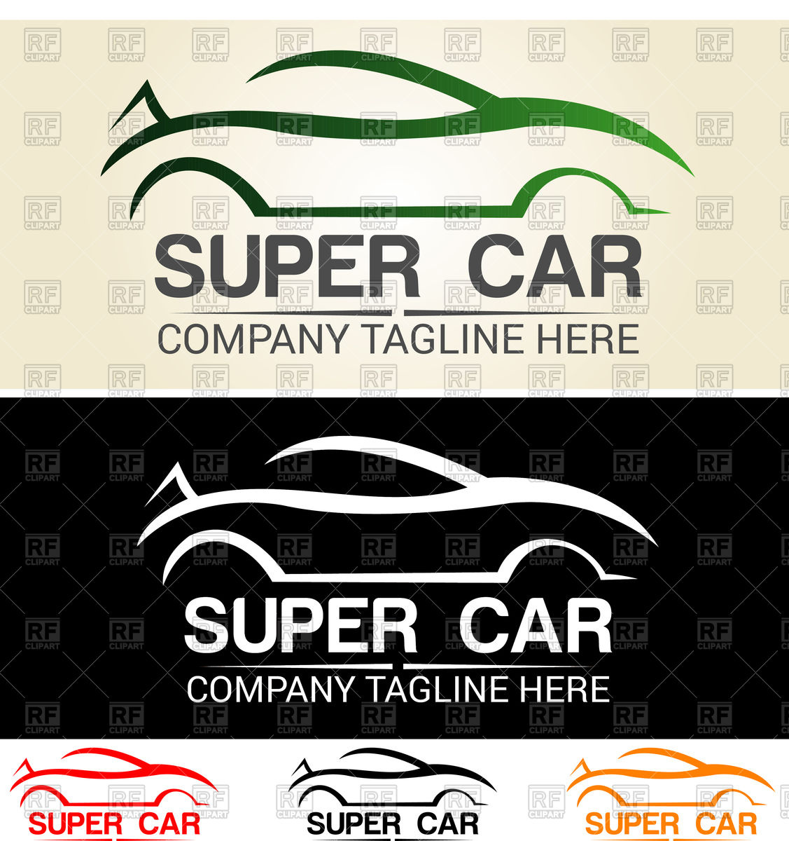 1127x1200 Super Car Logo Vector Image Vector Artwork Of Icons And Emblems