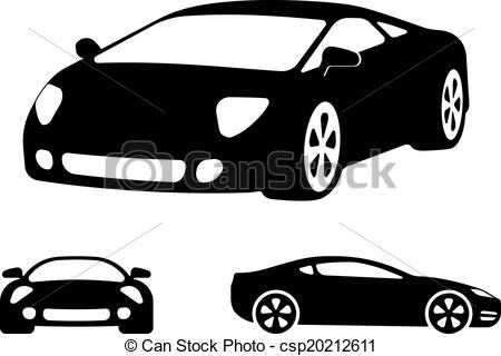450x320 Free Car Icon Side 6626 Download Car Icon Side