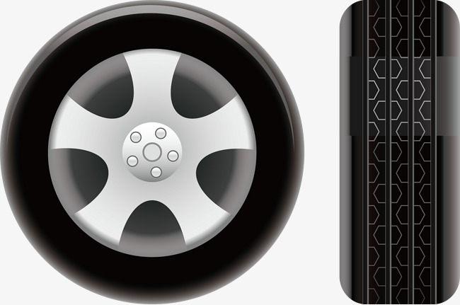650x431 Car Tire Vector, Tire, Tire, Fetal Png And Vector For Free Download