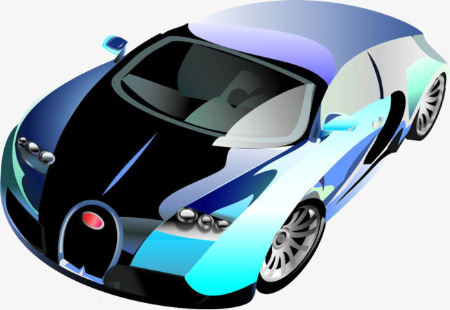 650x447 Cool Car Top Vector Pattern, Car Clipart, Cool Style, Automobile