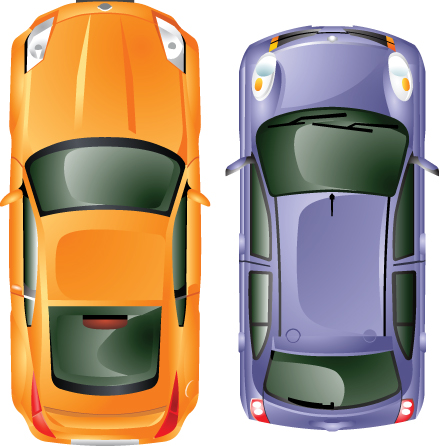 439x446 Different Model Cars Vector Graphics 03 Free Download