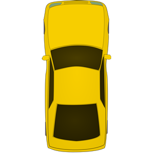 300x300 Top View Car Clipart, Cliparts Of Top View Car Free Download (Wmf