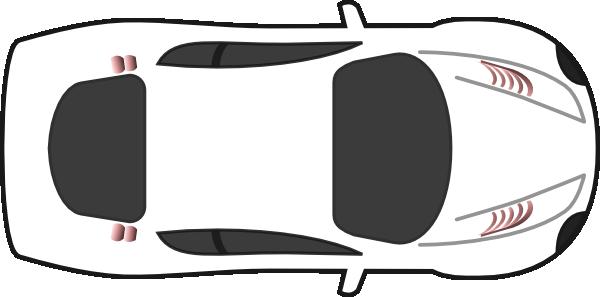 600x297 White Car