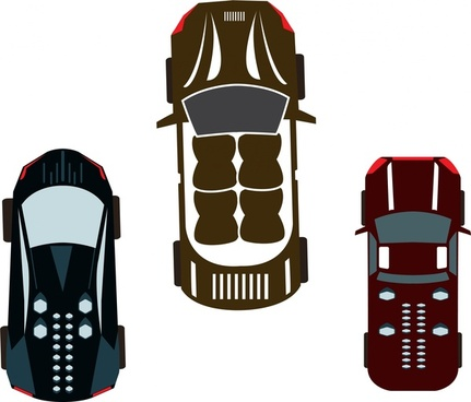 431x368 Car Vector Top View Download Free Vector Download (2,741 Free