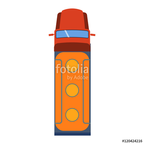 500x500 Vector Car Vehicle Icon Top View. From Above Car Top View. Some