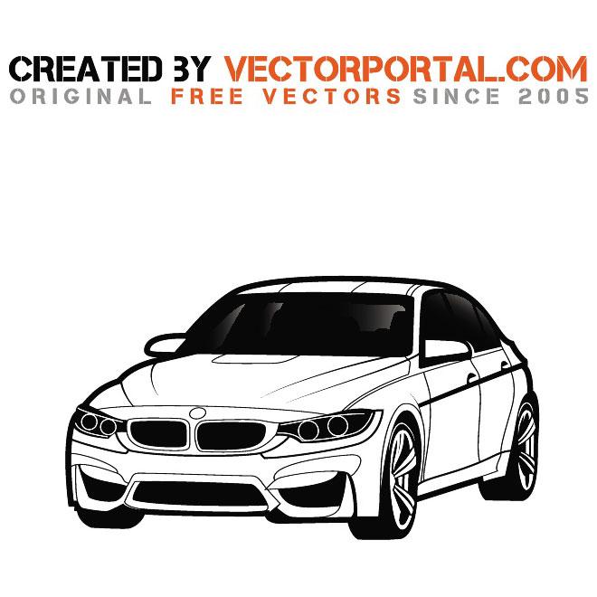 Car Vector Free