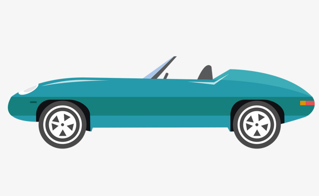 650x400 Blue Sports Car Vector, Sports Clipart, Car Clipart, Blue Png And