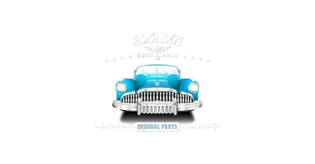 1080x565 Retro Car Vector Poster Free Vector And Transparent Png The