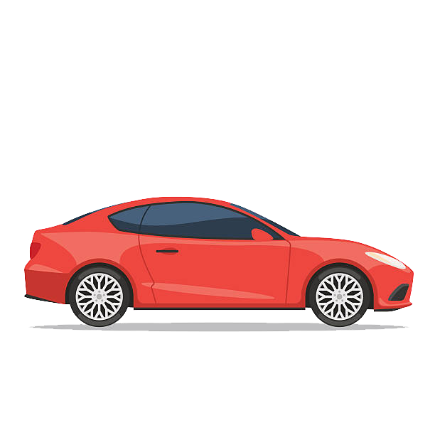 612x612 Vector Car Png File