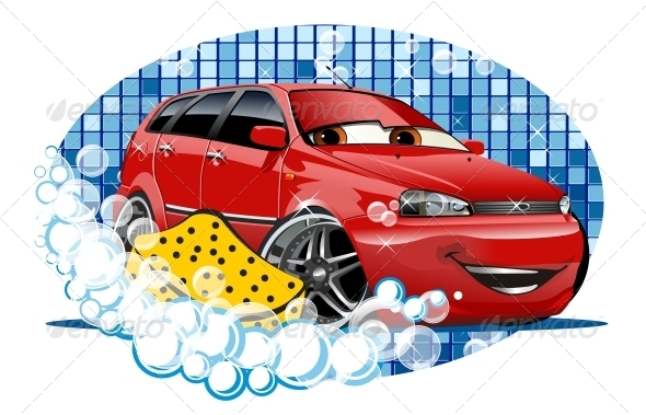 Car Wash Vector At Getdrawings Com Free For Personal Use Car Wash