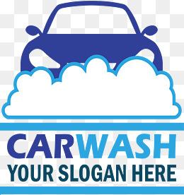 Car Wash Vector Free