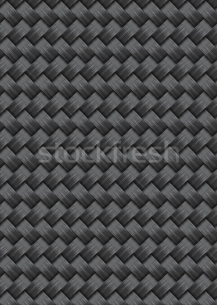 428x600 Carbon Fiber Background Texture In A Repeat Pattern Vector