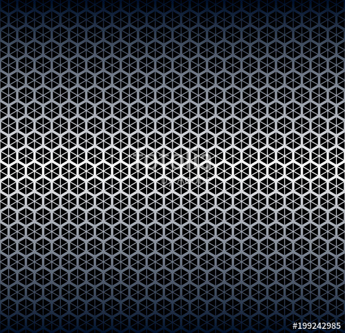 500x482 Carbon Fiber Texture. Vector Background. Abstract Technology
